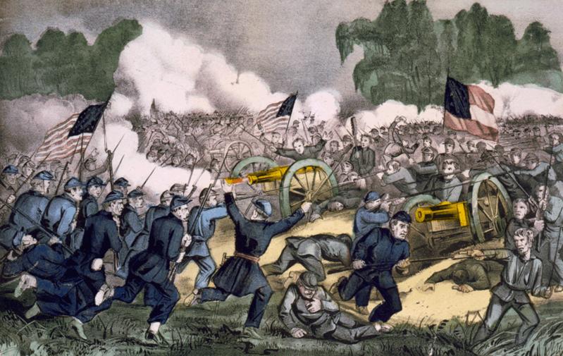 Amerikanischer Bürgerkrieg Ursachen