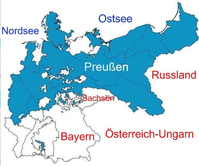 Wo Lag Preußen