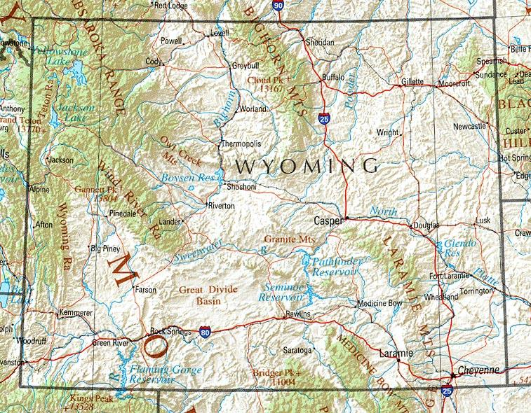 Wyoming – Karl-May-Wiki