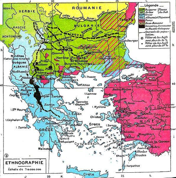 Was Bedeutet Balkan